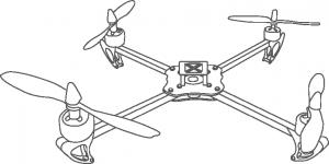 Quadcopter scketch